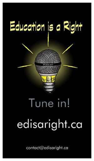 Episode 4 – Report back from provincial meetings of education federations in Ontario