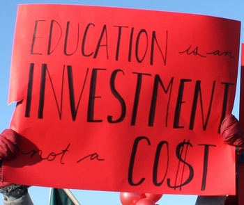 Episode 25: Alberta arbitration ruling imposes wage freeze onto teachers