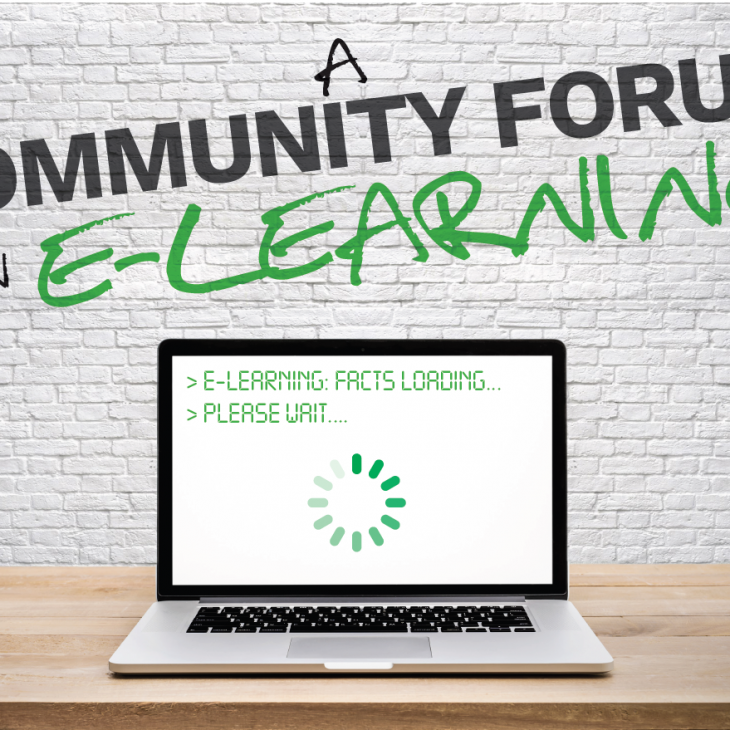 Episode 40: E-learning forum Part 3 – The audience speaks out