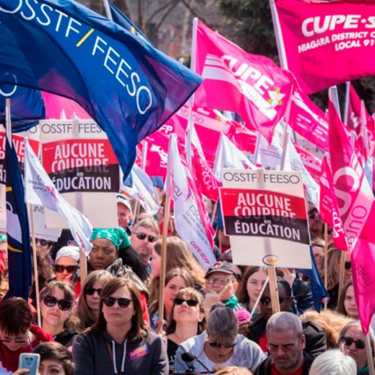 Episode 74: Unions role in affirming the rights of educational support staff