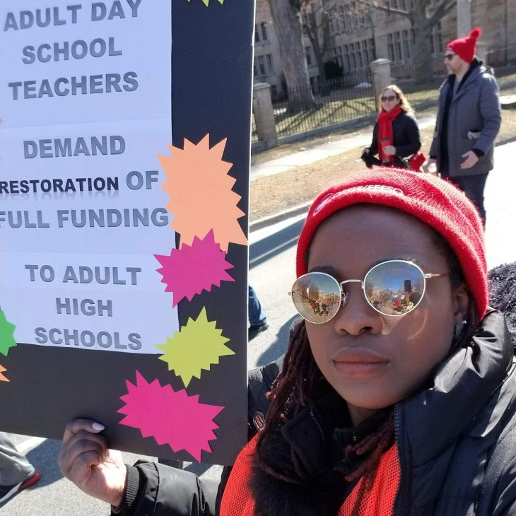 Episode 81: Adult day school teachers affirm the right to education during the pandemic – Part 2